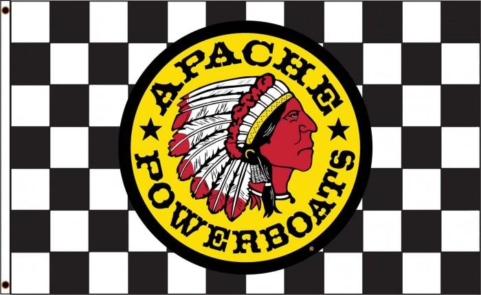 Apache Powerboats Flag