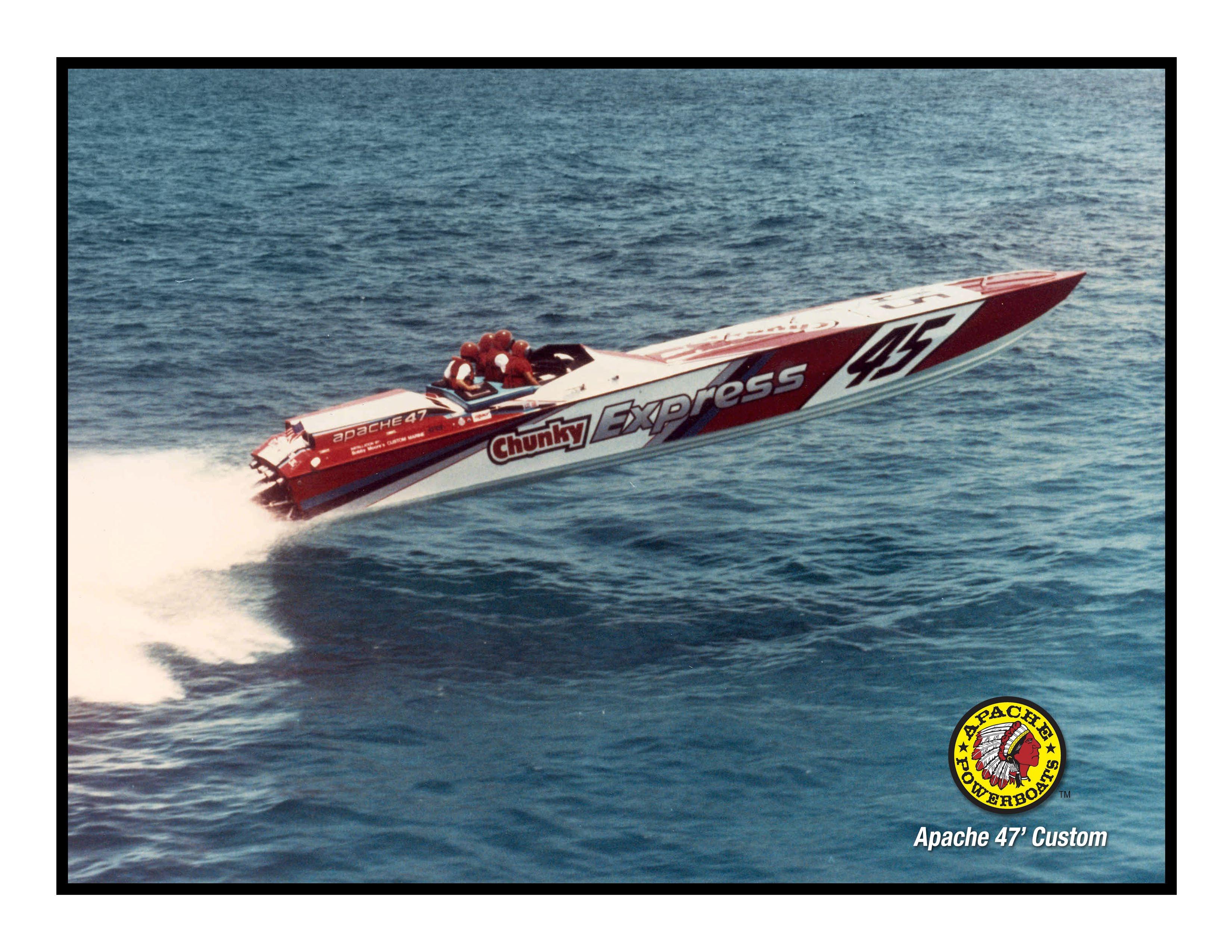 "Apache 47 ""Chunky Express"""