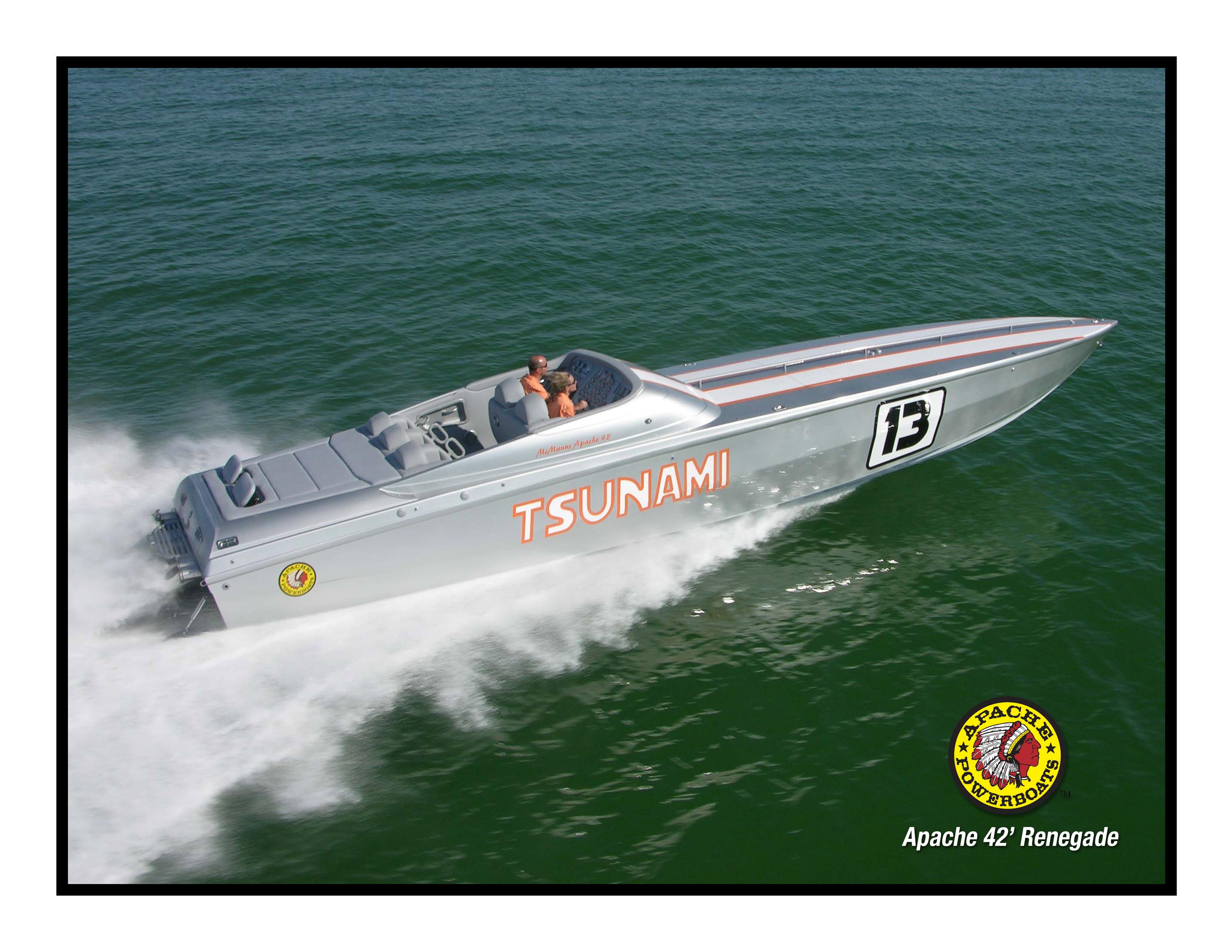 """Apache 42 """"Tsunami"""""""